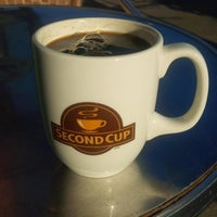 Photo taken at Second Cup by Darcy B. on 6/27/2014