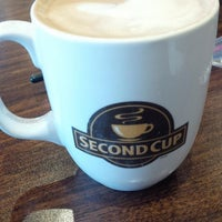 Photo taken at Second Cup by Darcy B. on 10/16/2015