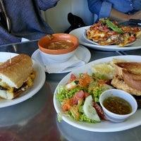 Photo taken at Fred's Café by Katherine C. on 12/3/2013