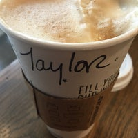 Photo taken at Starbucks by Taylor S. on 5/13/2016