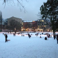 Das Foto wurde bei Volkspark am Weinberg von Tim B. am 1/23/2013 aufgenommen