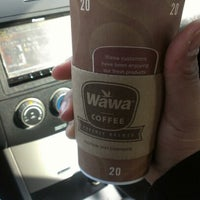 Photo taken at Wawa by Dominique S. on 2/1/2013