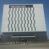 5/21/2013 tarihinde Mesut G.ziyaretçi tarafından Workinn Hotel'de çekilen fotoğraf