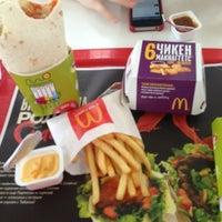 Photo taken at McDonald's by Stasya P. on 2/7/2013