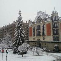 Photo taken at Silken Ciudad de Vitoria by María José S. on 5/17/2013