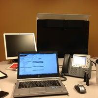 Photo taken at Verizon Wireless Corporate Headquarters by Adam T. S. on 4/8/2013