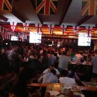 Photo taken at English Pub by Bora C. on 5/25/2013