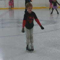 Photo taken at Clearwater Ice Arena by William G. on 10/25/2014