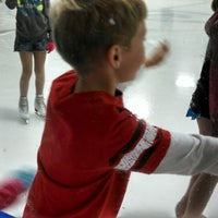 Photo taken at Clearwater Ice Arena by William G. on 9/13/2014