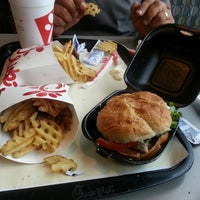Photo taken at Chick-fil-A by Serap K. on 7/17/2013
