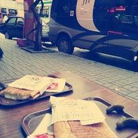 Photo taken at Güven Tost Dünyası by Murat S. on 11/22/2014