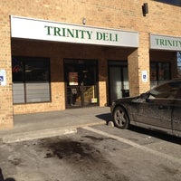 Photo taken at Trinity Deli by Russ P. on 1/31/2014