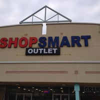 Photo taken at ShopSmart Outlet by Russ P. on 12/2/2013