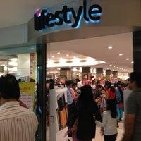 Photo taken at Lifestyle by Moksh J. on 1/26/2013