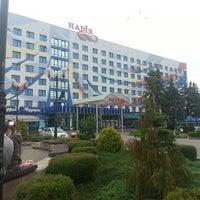 Снимок сделан в Отель «Надия» пользователем Богдан М. 7/4/2013