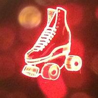 Photo taken at Rivergate Skate Center by Pony D. on 10/16/2014