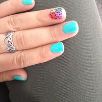 Photo taken at Nailkery by Jude L. on 9/18/2014