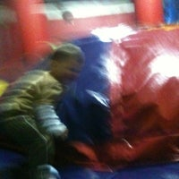 Photo taken at Pump It Up by Chad N. on 2/19/2013