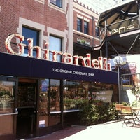 Photo taken at Ghirardelli Square by Mallory S. on 6/6/2013