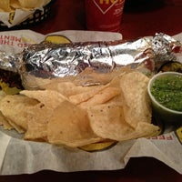 Photo taken at Moe's Southwest Grill by Doug S. on 1/29/2013
