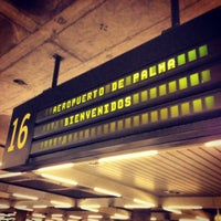 Photo taken at Palma de Mallorca Airport (PMI) by Bartlomiej B. on 4/12/2013