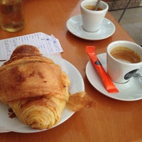 Photo taken at Cafe Sudoeste by olga m. on 8/7/2014