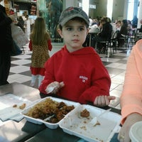 Photo taken at Food court by Randy M. on 3/9/2013