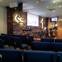 Photo taken at Calvary Chapel of Central Bucks by Kim O. on 7/3/2013