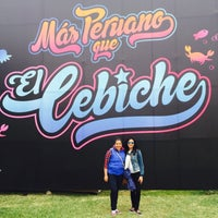 Photo taken at Mistura Perú by Liz O. on 9/9/2015