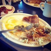 Photo taken at Waffle House by George B. on 4/6/2013