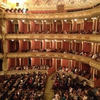Снимок сделан в Театр им. Ивана Франко пользователем Joseppe L. 5/18/2013