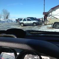 Photo taken at White Cap Inn by Brandon W. on 3/2/2013