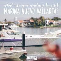 Foto tomada en Marina Nuevo Vallarta por Al D. el 8/7/2018