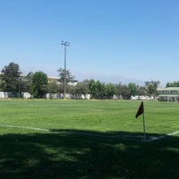 Photo taken at Estadio chilectra CAM by Eduardo P. on 12/27/2012