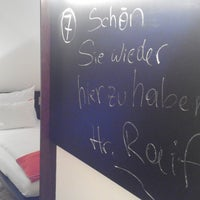 Photo taken at Hotel Hollmann Beletage by Stephan R. on 1/21/2014