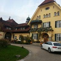Photo taken at Gut Sonnenhausen by Stephan R. on 11/22/2014