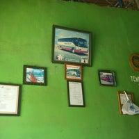 Photo taken at Pool Bis Kramat Jati by Djarwantoe s. on 9/21/2013