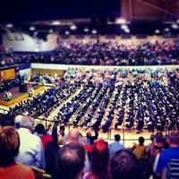 Photo taken at University of North Alabama by Benjamin M. on 5/11/2013