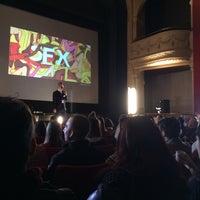 Photo taken at Cinéma L'Amour by Marie-Josée L. on 4/25/2014