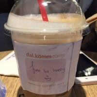 Photo taken at dal.komm COFFEE by Mariam Z. on 9/21/2017