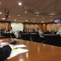 Photo taken at Mahkamah Syariah Wilayah Persekutuan by Mariam Z. on 3/2/2018