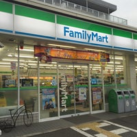 Photo taken at FamilyMart by Yoshiro T. on 10/22/2016