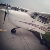 Photo taken at Orlando Flight Training (Euro Flight) by Juan Pablo F. on 12/1/2013