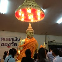Photo taken at Wat Sothon Wararam Worawihan by รุ่งรัตน์ ศ. on 5/18/2013