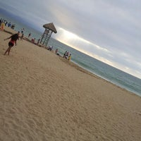 Foto tomada en Playa de los Muertos por Ese E. el 2/24/2013