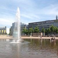 Photo taken at Augustusplatz by Peter C. on 6/17/2013