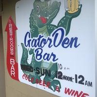 Photo taken at Nelson's Tiki Bar by Chris C. on 4/27/2013
