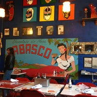 Photo taken at Tacos A Go-Go by Chris C. on 1/18/2013