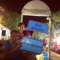 Photo taken at Phuket Indy Market by Phuketdog P. on 3/21/2013