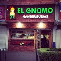 Foto tomada en El Gnomo por Kary M. el 1/20/2014
